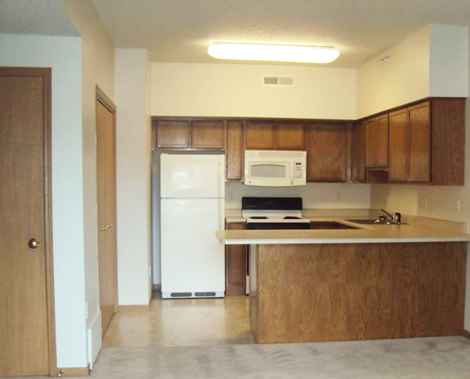 kitchen in unit-lots of counter space